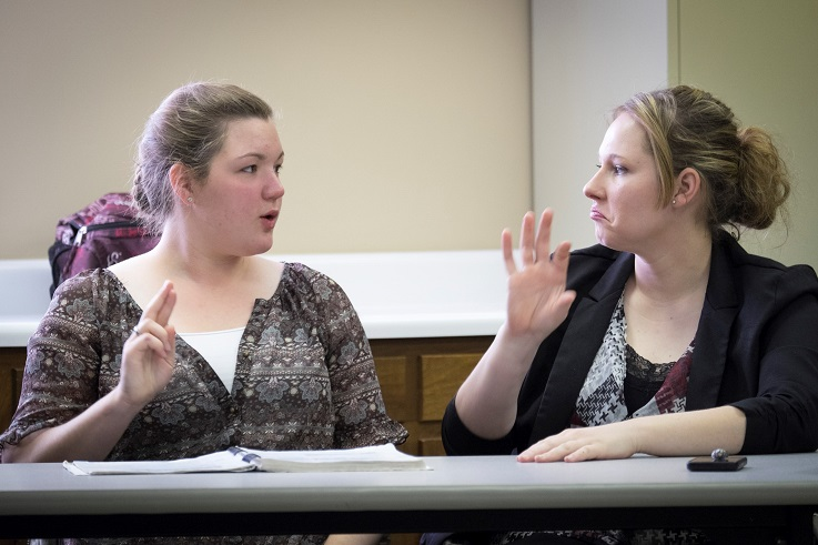 ASL Interpreting Specializations: Combining ASL studies with other practice areas